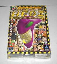 Gioco Pc Cd HEDZ HEAD EXTREME DESTRUCTION ZONE Nuovo 1998 ITA