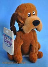 TRUSTY Disney Dog Mini Bean Bag Lady & The Tramp Toy Plush Tags Stuffed Animal