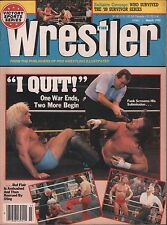 The Wrestler March 1990 Ric Flair, Sting VG 012116DBE