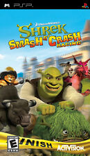 Shrek Smash N' Crash Racing  PSP Game