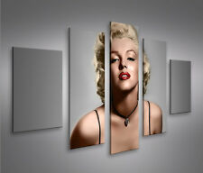 Not Framed HD Print Canvas Painting Home Decor Wall Art Marilyn Monroe Poster