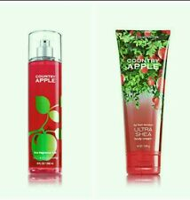 Bath & Body Works Apple Body Mist OR Body Lotion