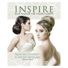 INSPIRE VOL 101 SPECIAL OCCASION & BRIDAL HAIRSTYLES UPSTYLES UPDO WEDDING BOOK