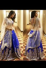 Pakistani Indian Ethnic designer Bridal Traditional lengha.Original pic included