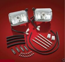NEW 88-00 HONDA GL1500 GOLDWING SHOW CHROME DRIVING FOG LIGHT KIT SET