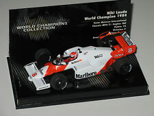 Mclaren MP4/2  Marlboro - World Champions 1984 - N. Lauda - F1 1/43 minichamps