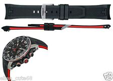 Genuine Tissot 23mm PRS516 EXTREME AUTOMATIC Rubber Band.strap.bracelet+buckle