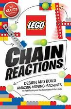 LEGO CHAIN REACTIONS -  (PAPERBACK) NEW