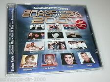 Conto alla rovescia Grand Prix 2001 CD con Lupo maahn-Michelle-ROSE orgoglio-illegalmente 2001
