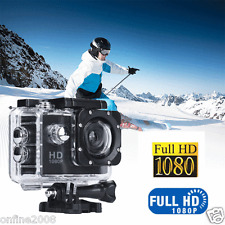 12MP Full HD 1080P Waterproof Sports DV Camera Recorder Car Cam Action Camcorder
