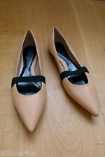 Gorgeous Joseph Leather Loafer Pump / Flats (UK 4, EU 37)  Beautiful, rrp. £295