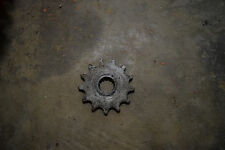 F1-5 SMALL DRIVE SPROCKET GEAR YAMAHA YZ125 YZ 125 DIRT BIKE FREE SHIPPING