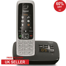 Siemens Gigaset C430A Cordless Phone with Answerphone and Anonymous Call Silenci