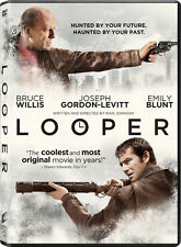 Looper [Includes Digital Copy] [UltraViolet] (2012, DVD NEUF) WS