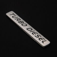 Turbo Diesel Decal Namep Emblem Decal Badge Rear Trunk Sticker For Ram 2500 3500