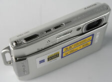 Sony Cyber-Shot DSC-T200 8.1 Mega Pixel T Series 5x Optical Zoom (Silver)