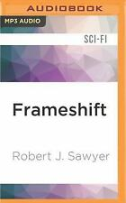 Frameshift by Robert J. Sawyer (2016, MP3 CD, Unabridged)