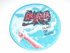 KREATOR FLAG OF HATE WOVEN PATCH