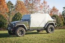 Rugged Ridge Jeep Wrangler JK 2007-2017 4-Door Cab Cover Weather Lite 13318.10