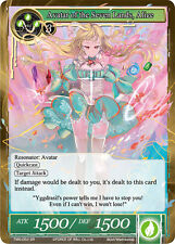 Avatar of the Seven Lands, Alice  TMS-053 Force of Will Moonlit Savior
