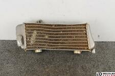 2008 08 KTM 125 SX Left Radiator / Cooler
