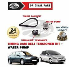 Per PEUGEOT 306 307 1.4 8V 1994-2003 NUOVO Timing Cam Belt Kit + POMPA ACQUA