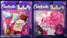 Cinderella Ballgown Rags Dress Disney Classics Fashion Set for Cinderella Doll D