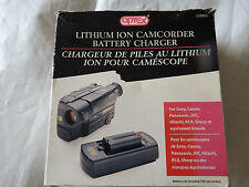 Optex LI2000 LITHIUM ION CHARGER FOR CAMCORDERS