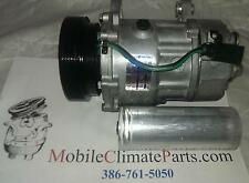 VOLKSWAGEN BEETLE JETTA GOLF USED A/C COMPRESSOR 99-05 ALL 4CYL WITH NEW DRIER