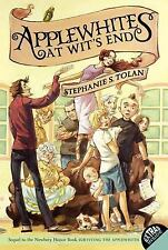 NEW - Applewhites at Wit's End by Tolan, Stephanie S.