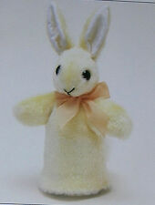SUE QUINN'S EASTER BUNNY GLOVE PUPPET SEWING PATTERN