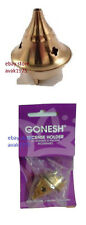 GONESH BLEESING MINI INCENSE CONE HOLDER BURNER INCENSES ...
