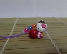Hello Kitty Cosplay Kimono Harvest Festival CellPhone Strap Charm Mascot