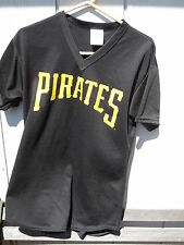 M L B PITTSBURGH PIRATES  # 19 BASEBALL JERSEY SIZE MEDIUM BY MAJESTIC