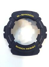 Genuine Casio Replacement part Bezel Cover for G100 G101 Navy Blue G100-2