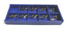 9 Wendeplatten inserts VBMT 110208NFP T130A von Sumitomo Neu H12084