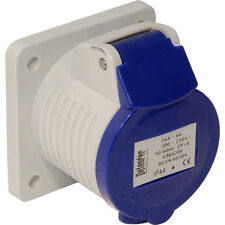 NUOVO PANNELLO industriale Socket IP44 230V 16A ogni