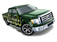 Hot Wheels Cars - 2009 Ford F-150 Green