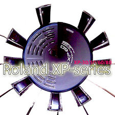 ROLAND XP-30/50/60/70 Factory & New Created Sound Library & Editors on CD