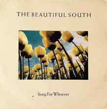 """THE BEAUTIFUL SOUTH - Song For Whoever (12"""") (G/VG)"""
