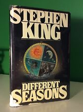 1st/1st Edition Different Seasons Stephen King Dust Jacket Shawshank Redemption