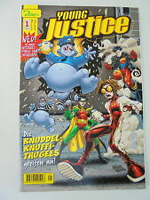1x Comic -DC Dino- Young Justice - Nr. 1 - Z. 1/1-