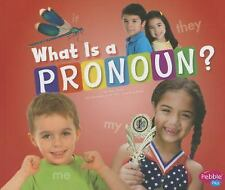 Parts of Speech: What Is a Pronoun? by Sheri Doyle (2013, Hardcover)