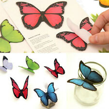Butterfly Sticker Exclusive Cute Bookmark Marker Flags Sticky Note CA58