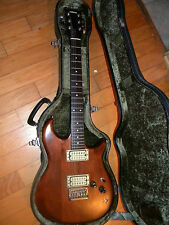 80's Yamaha SHB 400 Electric guitar with Hard Shell Case International Shipping