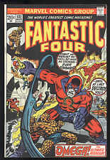 Fantastic Four (1961) #132 1st Print National Diamond Sales Omega Buscema NM-