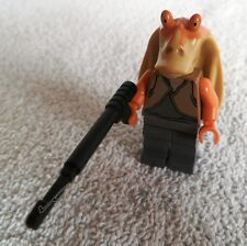 !! Genuine New Lego Star Wars Minifig Jar Jar Binks From Set 9499 !!