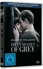 DVD * FIFTY SHADES OF GREY - Geheimes Verlangen ~ Dakota Johnson # NEU OVP +