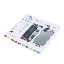 Magnetic Screw Chart Mat Repair Guide Pad Screwmat Tool for iPhone 5C F7