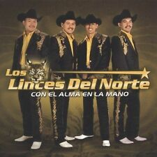 Los Linces Del Norte: Con El Alma En La Mano  Audio CD